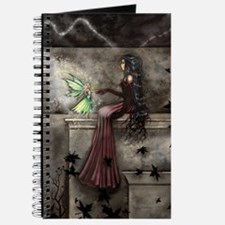 Little Hope Fairy Gothic Fantasy Art Journal
