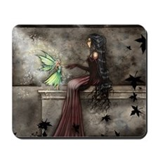 Little Hope Fairy Gothic Fantasy Art Mousepad