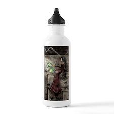 Little Hope Fairy Gothic Fantasy Art Water Bottle