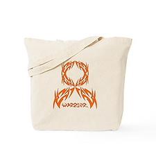 Leukemia Warrior Tote Bag