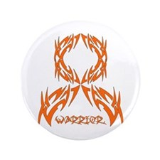 "Leukemia Warrior 3.5"" Button"