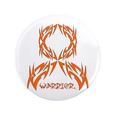 """Leukemia Warrior 3.5"""" Button (100 pack)"""
