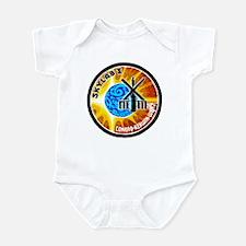 Skylab 1 Mission Patch Infant Bodysuit