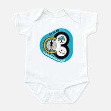 Skylab 3 Infant Bodysuit