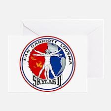 Skylab 2 Greeting Cards (Pk of 10)