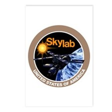 Skylab Program Logo Postcards (Package of 8)