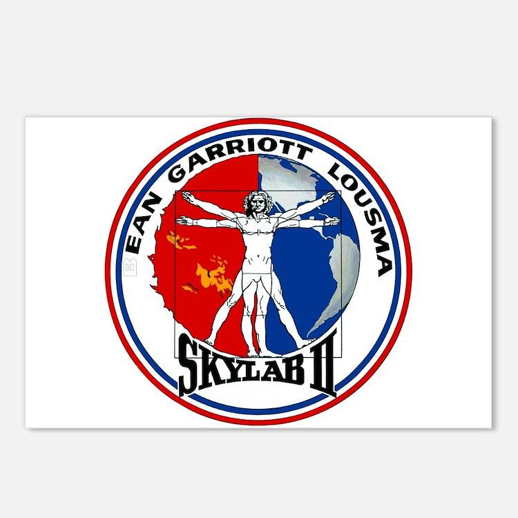 Skylab Program Logo Postcards (Package of 8)