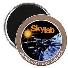 Skylab Program Logo Magnet