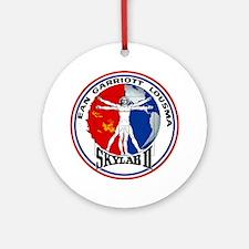 Skylab 2 Ornament (Round)