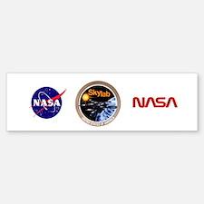 Skylab Program Logo Bumper Bumper Sticker
