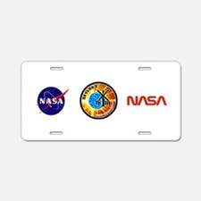 Skylab 1 Mission Patch Aluminum License Plate