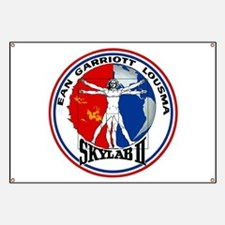 Skylab 2 Banner