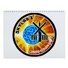 Skylab Program Wall Calendar