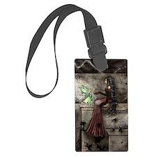 Little Hope Fairy Gothic Fantasy Luggage Tag