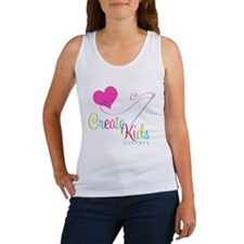 Ckc Logo Women's Tank Top (light)