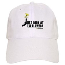 Walking Dead Look At The Flowers Baseball Cap