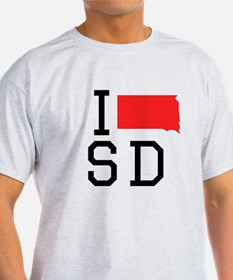 I Heart South Dakota T-Shirt