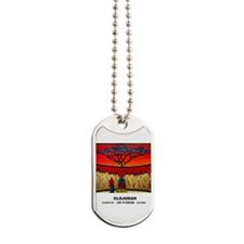 CLOJudah Rastafari Last Supper Dog Tags