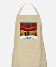 CLOJudah Rastafari Last Supper Apron