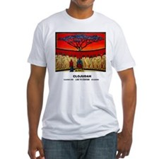 CLOJudah Rastafari Last Supper T-Shirt