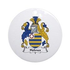 Holmes Ornament (Round)