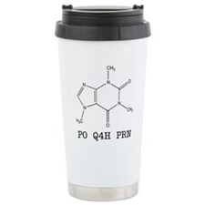 Unique Pharmacist Stainless Steel Travel Mug