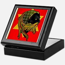 CLOJudah Rastafari Star Keepsake Box