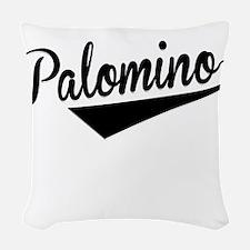 Palomino, Retro, Woven Throw Pillow