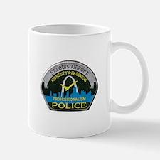 St Louis Airport Police Mugs