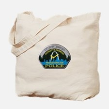 St Louis Airport Police Tote Bag
