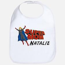 Supermom Natalie Bib
