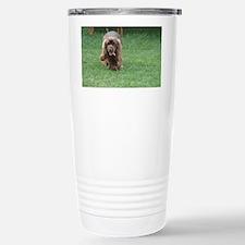 Cute Sussex Spaniel Travel Mug