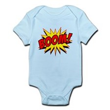 Boom! Infant Bodysuit