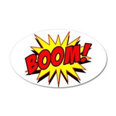 Boom! Wall Sticker