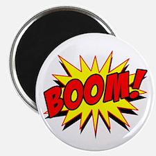 Boom! Magnet