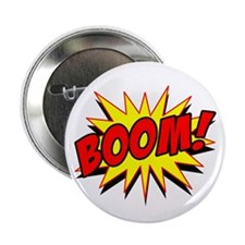 "Boom! 2.25"" Button (100 pack)"