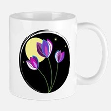 Midnight Flowers - Mugs