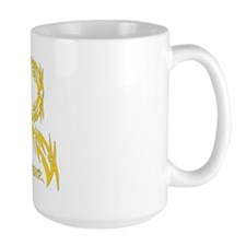 Childhood Cancer Warrior Mug