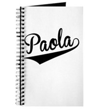 Paola, Retro, Journal
