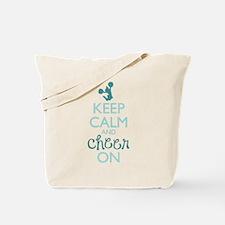 Unique Cheer Tote Bag