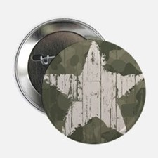 "Military Star 2.25"" Button"