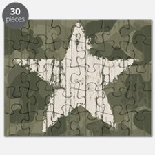 Military Star Puzzle