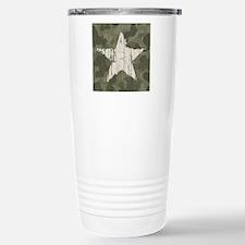 Military Star Travel Mug