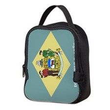 Delaware Neoprene Lunch Bag