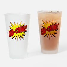 Cha-Ching! Drinking Glass