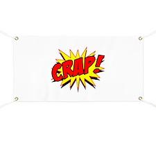 Crap! Banner