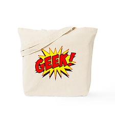 Geek! Tote Bag