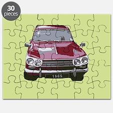 Triumph Vitesse Puzzle
