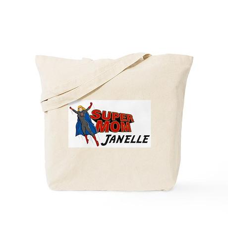 Supermom Janelle Tote Bag