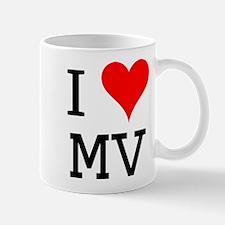 I Love MV Mug